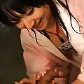 Japanese AV Model public bath sex scene with her sexy friends
