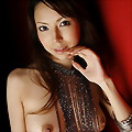 Sexy Japanese model Rino Asuka